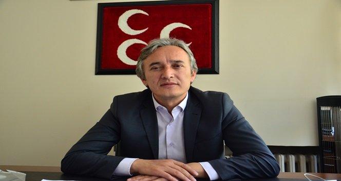 MHP İL Başkanı Hamdi Ayan; Görüşmeler Milletimiz ve Ülkemiz İçin İnşallah Hayırlı Olur