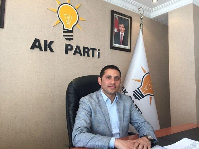 AK Parti Merkez İlçe Başkanı Metin Karaduman:  – Yeni eğitim ve öğretim yılı hayırlı olsun