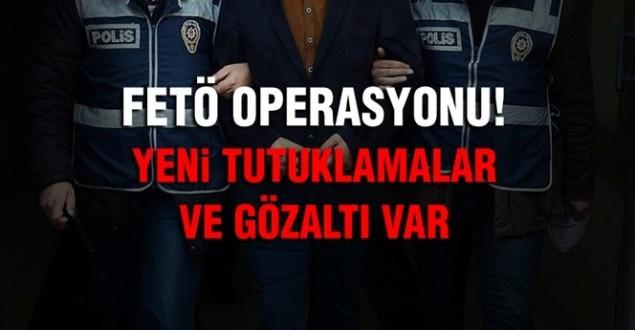 FETÖ operasyonu; 6 tutuklama…