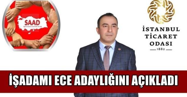 İstanbul Ticaret Odası'na Zonguldaklı aday…