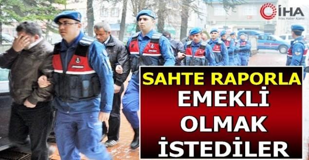 Jandarma'dan sahtekarlara operasyon!.