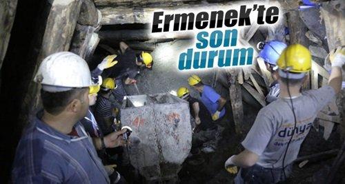 Ermenek'te son durum