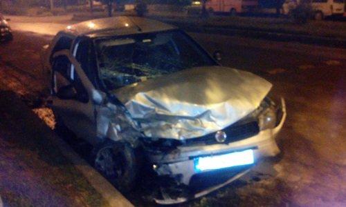 Çaycuma'da Trafik Kazası; 1 Ölü, 4 Yaralı (Görüntülü)