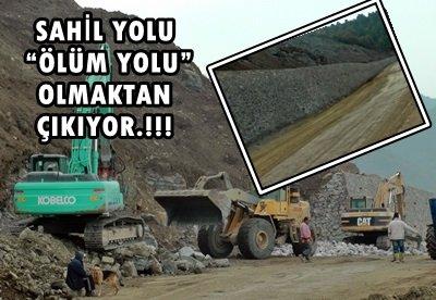 Türkali ve Göbü Arasında Kalan Yolda Flaş Gelişme.!(Görüntülü)