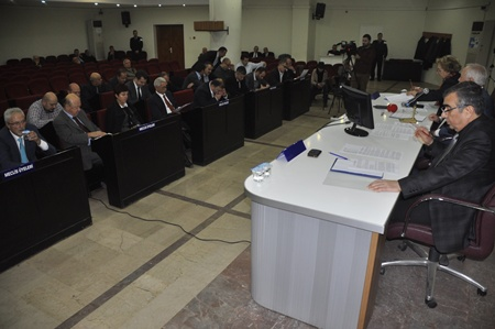 ZONGULDAK BELEDİYE MECLİSİ'NİN ARALIK AYI MECLİS TOPLANTISI YAPILDI