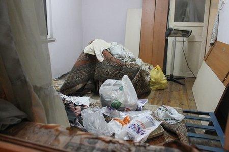 Yalnız Yaşadığı Evinde Ölü Bulundu