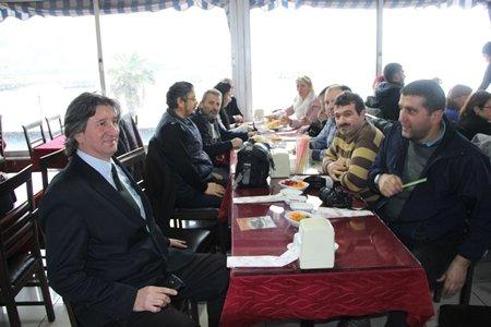 ZGC Çalışan Gazeteciler Gününde Yemekli Program Düzenledi