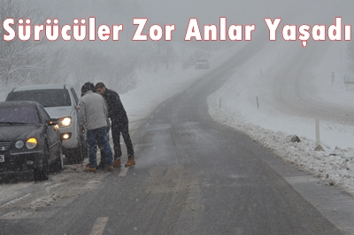 ZONGULDAK-İSTANBUL KARAYOLU KARA TESLİM
