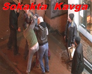 TEKME TOKAT 'KÜFÜR' KAVGASI (GÖRÜNTÜLÜ)