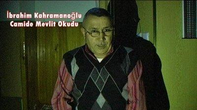 Türkali'de İbrahim Kahramanoğlu'nun mevlit Okuması (Görüntülü)