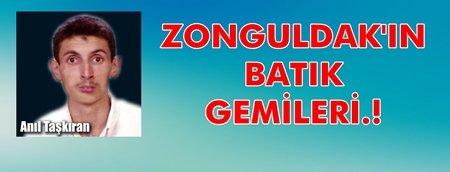 Zonguldak'ın Batık Gemileri.!