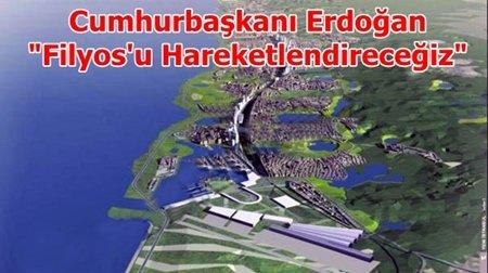 """Erdoğan Karabük'te Konuştu; """"Filyos'u Unutmadık"""""""