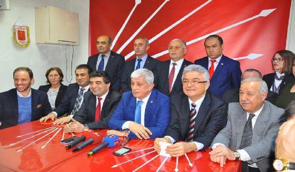 CHP'DE HEDEF 1'İNCİ PARTİ OLMAK
