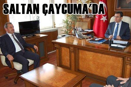 Türk Diyanet Vakıf-Sen'den Kurumlara Ziyaret