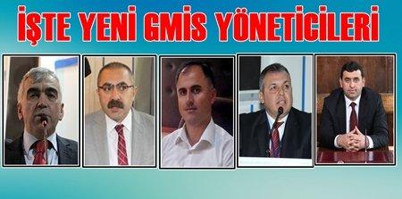 İşte GMİS'in Yeni Yöneticileri