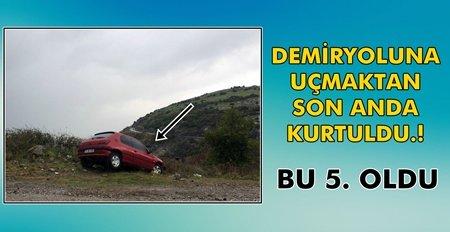 Türkali'de Faciaya Ramak Kala..!