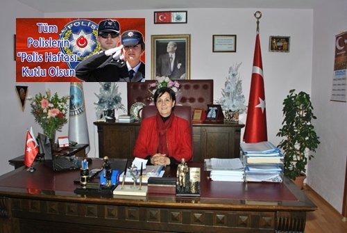 Başkan Güneş Polis Teşkilatı Gününü Kutladı