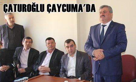 AKP 2. Sıra Adayı Çaycuma'da…