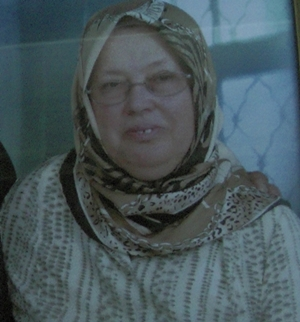 Türkali'de Durkadın Kılıç Ablamız Hayatını Kaybetti