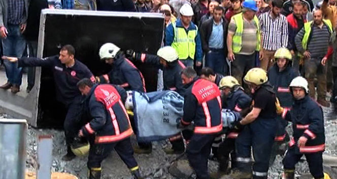 Göçük Altında Kalan Bir İşçi Hayatını Kaybetti