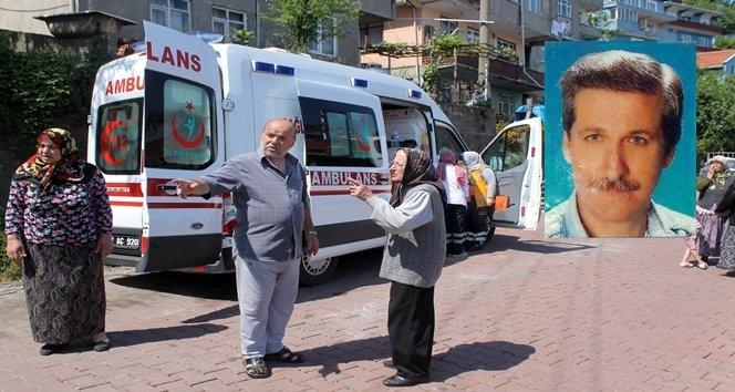 Son Dakika; Zonguldak'ta erkek cesedi bulundu