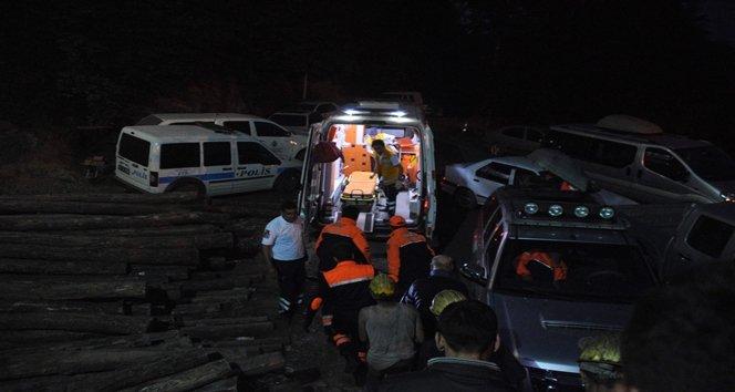 Zonguldak'ta Özel Maden Ocağında Göçük:1 İşçi Yaşamını Yitirdi