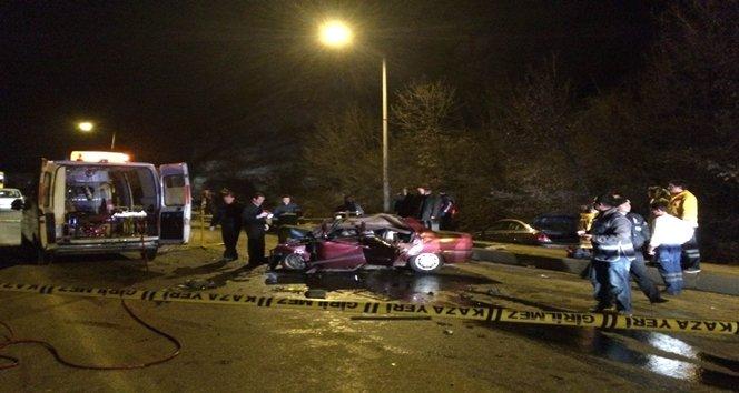 5 Kişinin Ölümüne Sebep Olan Alkollü Sürücüye 15 Yıl Hapis Cezası