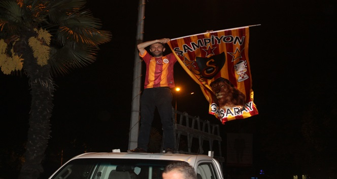 ZONGULDAK'TA GALATASARAY CO?KUSU