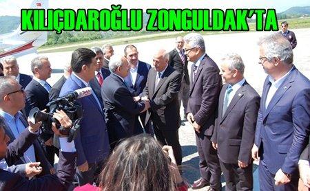 CHP Genel Başkanı Kılıçdaroğlu Zonguldak'ta…