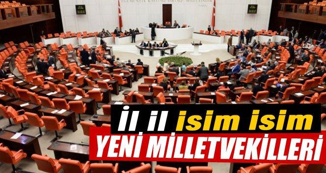 2015 genel seçiminde milletvekili olanlar