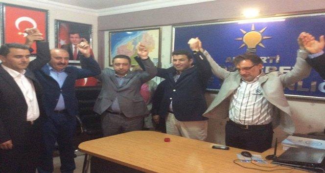 Belediye Meclis üyesi Gökmen CHP'den istifa etti, Ak Partiye geçti