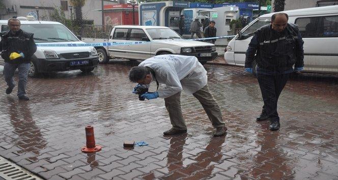 Zonguldak'ta Müteahhide silahlı saldırı