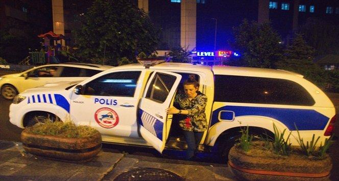 Zonguldak'ta liseli boksör kız'dan tacizciye yumruk