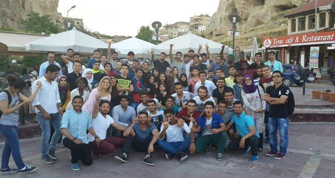 BEÜ Uluslararası Öğrencileri Anadolu Yollarında