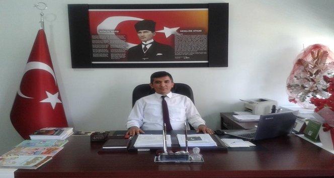 Çaycuma Milli Eğitim Müdürü Özdemir'den yıl sonu mesajı