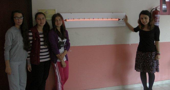 Türkali ortaokulu uygulamalı matematik öğretimi projesi gerçekleştirdi (Görüntülü)