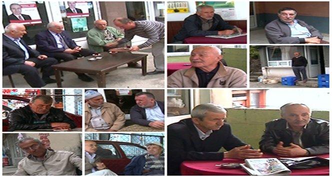 Türkali Köyünde Yaşayan Vatandaşlarımızdan görüntüler izleyin…