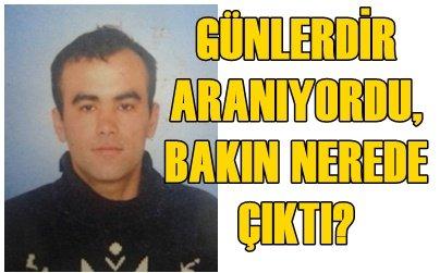 Son Dakika: Murat Demirer Bulundu.!
