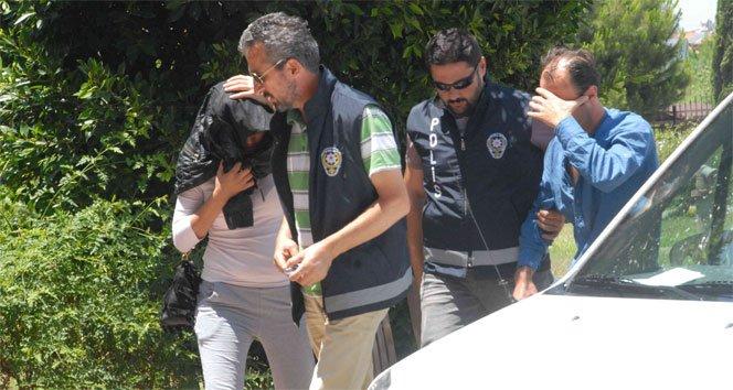İnternet üzerinden fuhuş yapan kadınların organizatörleri yakalandı