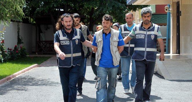 Şantajcı ve gaspçı karı kocalar tutuklandı