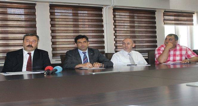 Zonguldak Kömürspor'a stat şoku