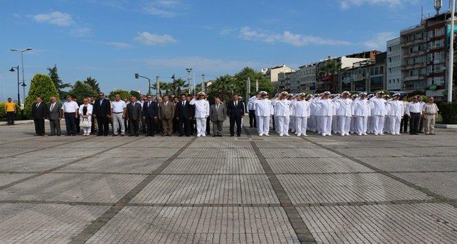 KDZ. Ereğli'de Denizcilik ve Kabotaj Bayramı Töreni Düzenlendi