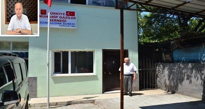 Gaziler Derneği Yeni Hizmet Binasına Taşındı