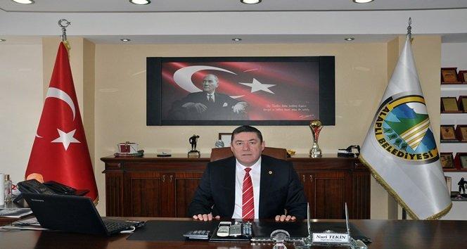 Başkan Nuri Tekin, Suruç'taki Saldırıyı Kınadı