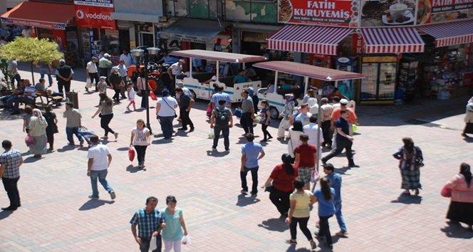 ÇAYCUMA'DA MEKİK HİZMETE GİRDİ (İHA/ZONGULDAK-İHA)