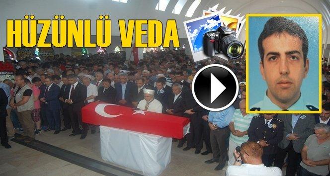 Zonguldak Şehidi Gözyaşları İçinde Uğurladı.! (Görüntülü)