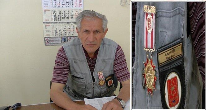 Türkali'de Kıbrıs Gazisi Şaban Çelik O  Günleri anlattı (Görüntülü)