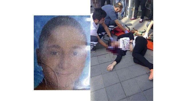 AVM'nin 3. katından düşen genç kız hayatını kaybetti!