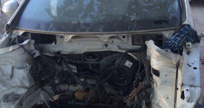 Otomobil parçalayıp satan çete çökertildi