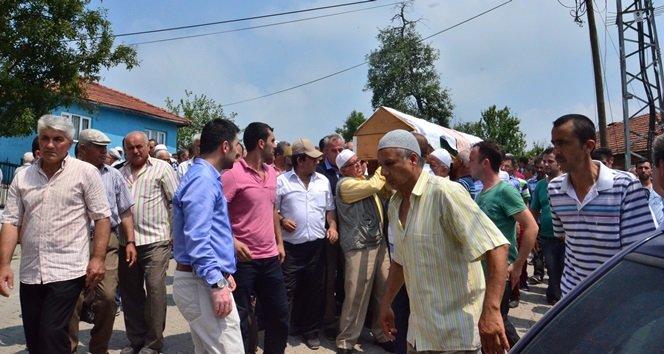 13 YAŞINDAKİ ORUÇ PATPAT KAZASINDA HAYATINI KAYBETTİ